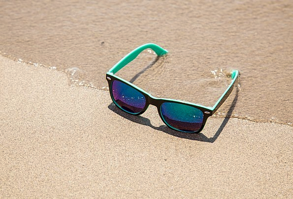 Sunglasses Shades Vacation Travel Beach Seashore S