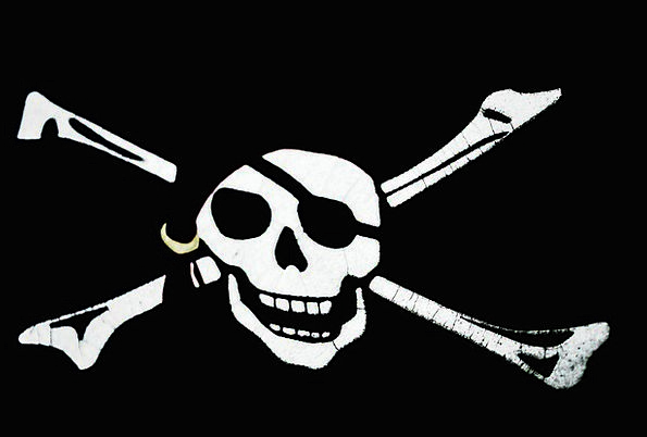 Pirates Buccaneers Textures Sign Backgrounds Skull