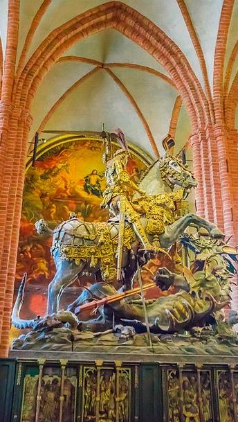 Stockholm Cathedral Ecclesiastical Christian Churc