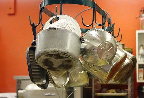 Kitchen Kitchenette Craft Profitable Industry Pots