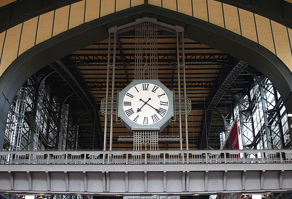 Time Period Buildings Timepiece Architecture Archi