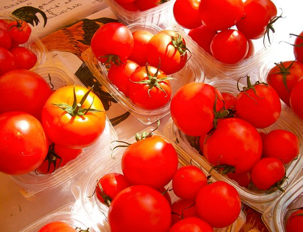 Tomatoes Drink Potatoes Food Healthy Fit Vegetable