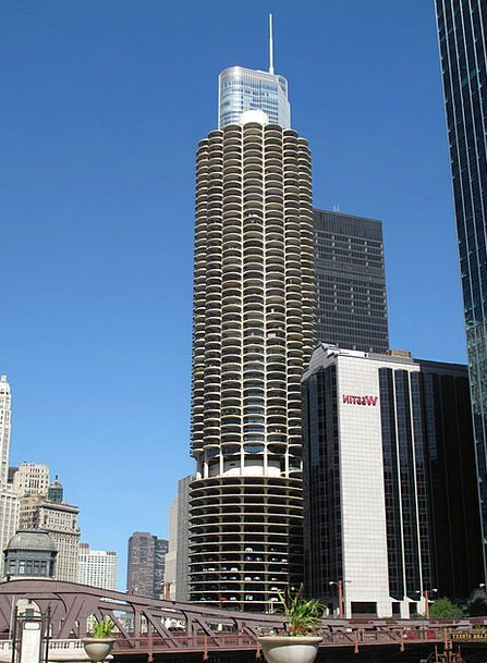 Chicago Illinois City Centre