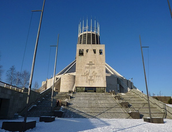 Liverpool Buildings Church Architecture Architectu