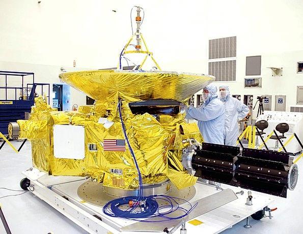 New Horizons Rover Nasa Space Probe Space Interpla