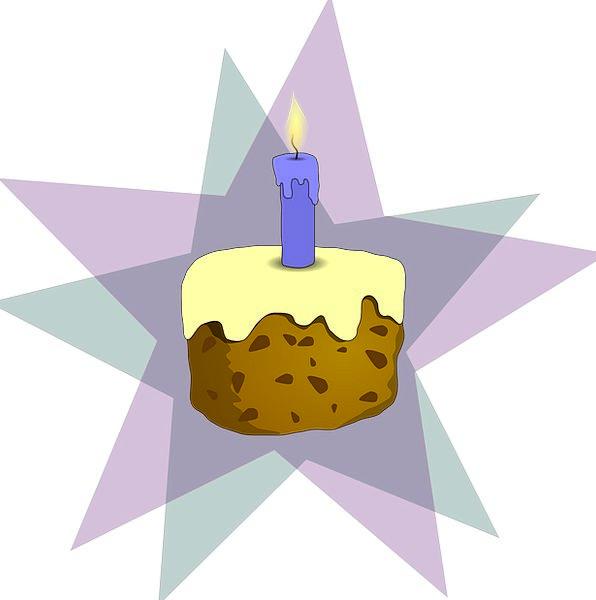 Birthday Cake Drink Bar Food Candle Taper Cake Hap