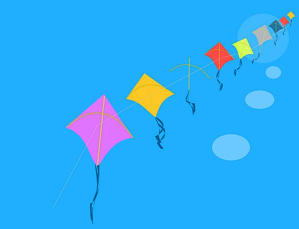 Kites Noise Dance Ball Row Fly Hover Autumn Free V