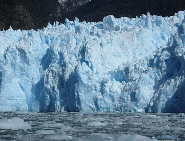 Glacier Frost Cold Emotionless Ice