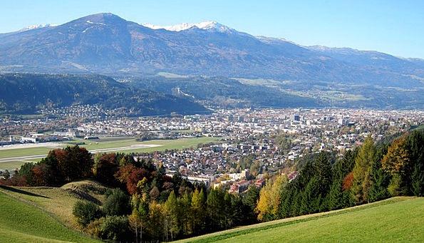 Innsbruck Landscapes Nature Landscape Scenery Aust