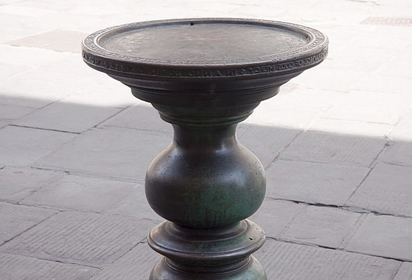 Payment Sum Old Table Bench Antique Pay On The Nai