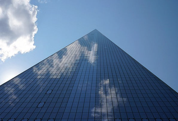 World Trade Center Buildings Tower Architecture Ne