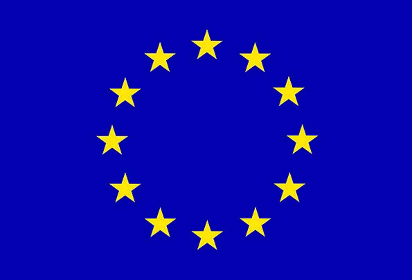 Europe Standard Council Assembly Flag Stars Europe