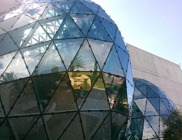 Dalí Museum Buildings Architecture Architecture Bu