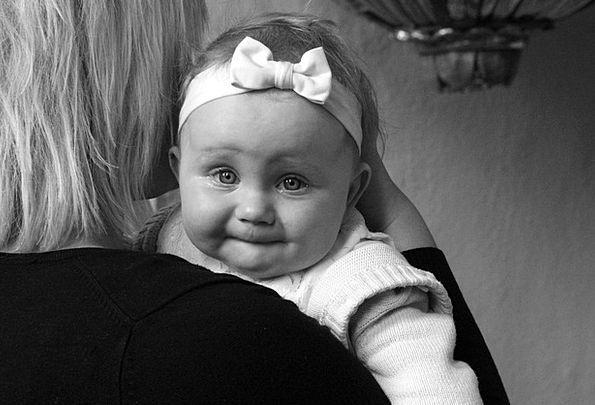 Baby Darling Baptismal Children Broods Christening
