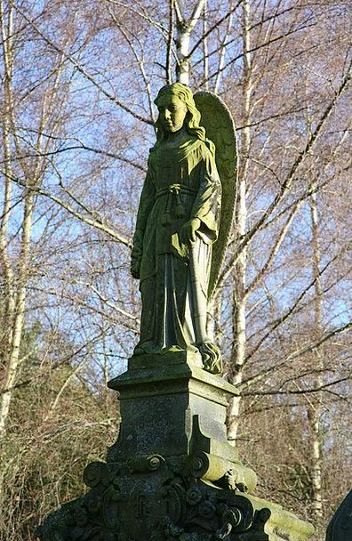 Scotland Cemetery Tombstone Gravestone Graveyard O
