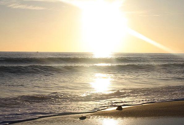 Biarritz Vacation Seashore Travel Sun Beach Summer