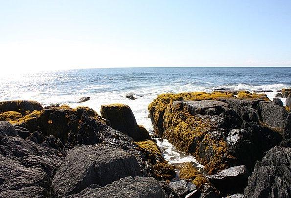 Ocean Marine Vacation Pillars Travel Coastline Sho
