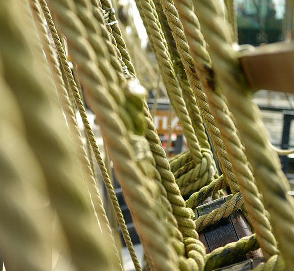 Rope Cord Ship Sailboat Dinghy Boat Strings Cords