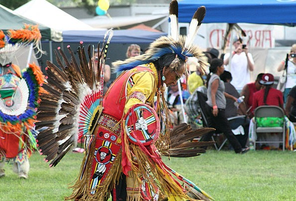 Pow Wow Pioneer Day Liberty Park Native American F