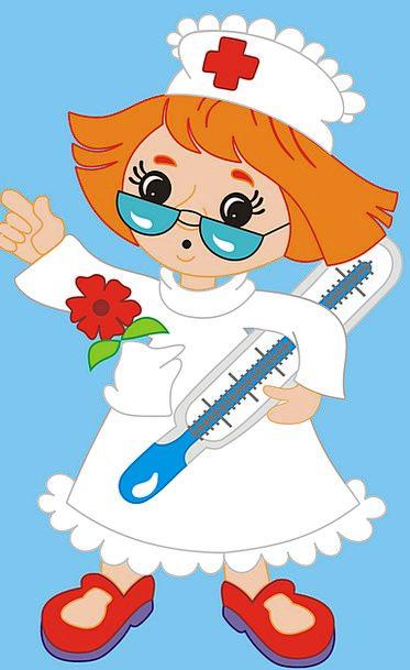 Nurse Harbor Medical Comics Health Medical Medicin