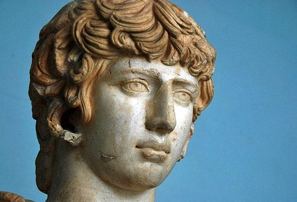 Elefsis Statures Builds Greece Old Gods Ancient Gr