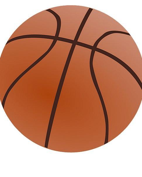 Ball Sphere Sporting Basketball Sports Orange Carr