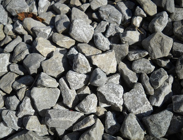Gravel Grit Pillar Stones Gravels Rock Textured Gr