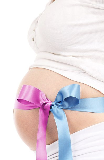 Girl Lassie Darling Belly Stomach Baby Mom Blue Az