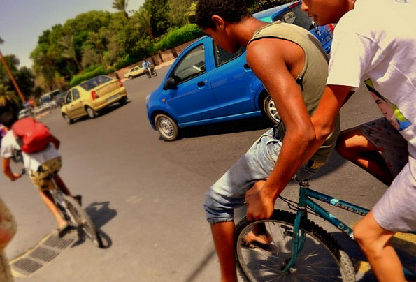 Bicycle Bike Traffic Transportation Kids Children