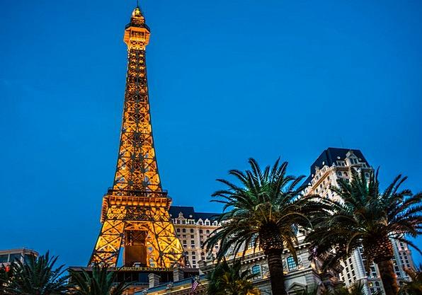 Eiffel Tower Vacation Travel Paris Las Vegas Fun L