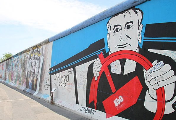 Berlin Wall Buildings Architecture Wall Partition
