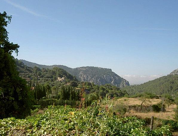 Landscape Landscapes Nature Scenery Set Majorca Mo