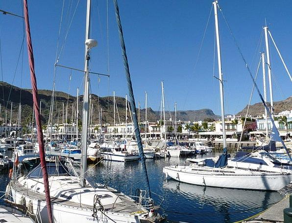 Sailing Boat Sailing Boats Canary Islands Boat Mas