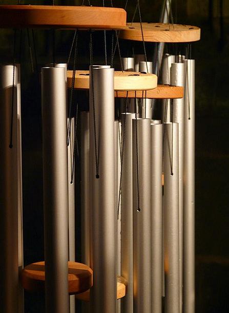 Windspiel Complete Music Melody Sound Metal Cylind