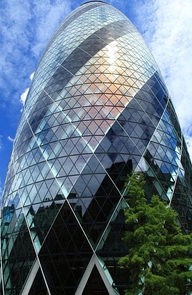 The Gherkin Buildings Architecture Architecture Lo