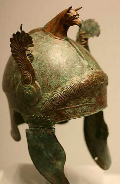 Antiquities Ancient times Craft Hat Industry Bronz