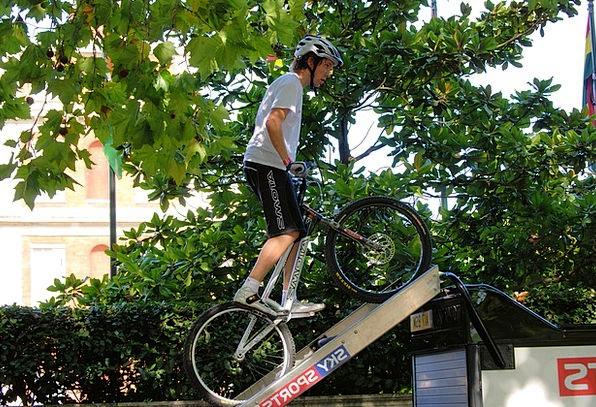 Mountain Bike Bike Diversion Biking Sport Recreati