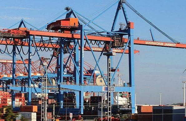 Cranes Hoists Port Harbor Crane Systems Lift Loads