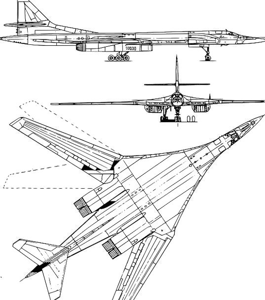 Ussr Plane Flat Russia Tupolev Free Vector Graphic