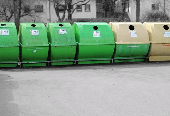 Glass Cut-glass Trash Glass Waste Garbage Disposal