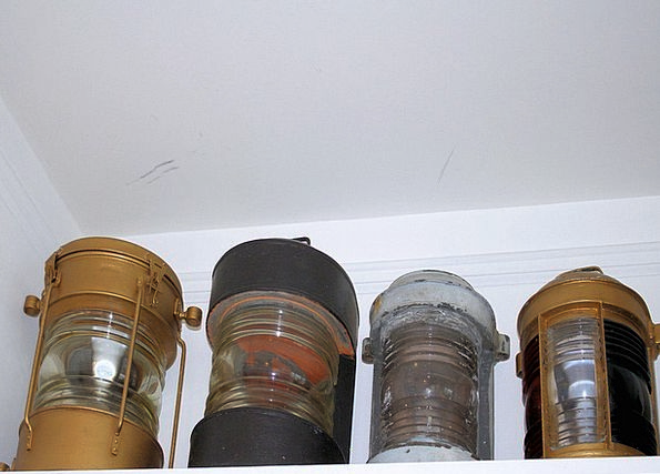 Lantern Uplighter Portable Light Lamp Portable Lam