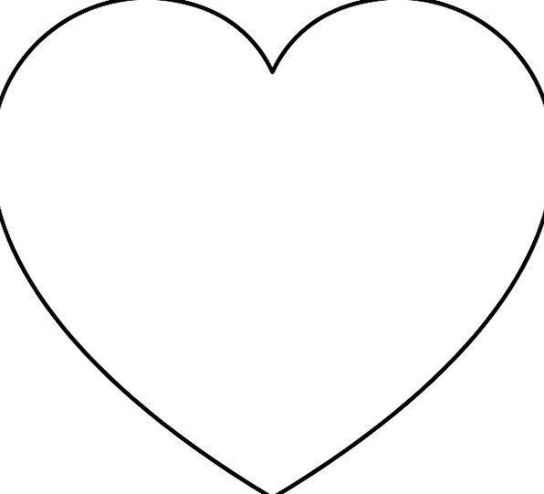 Heart Emotion Form Valentine Shape Relationship Af