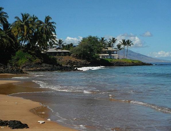 Maui Vacation Travel Beach Seashore Hawaii