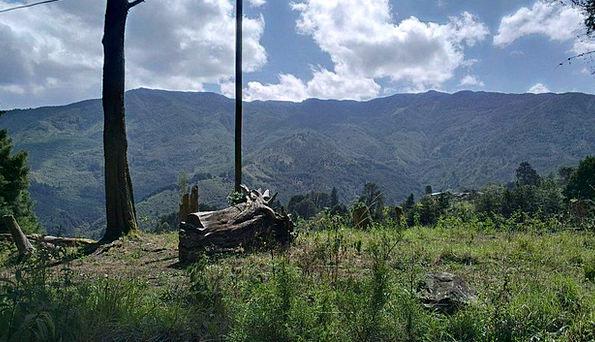 Envigado Hill Of The Conquistadores Colombia Antio