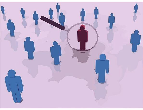 People Public Discovery Search Hunt Find Relations