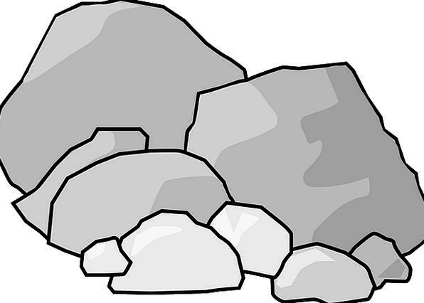 Rocks Pillars Rock Pillar Boulders Free Vector Gra