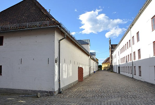 Norway Akershus Oslo Fortress Stronghold