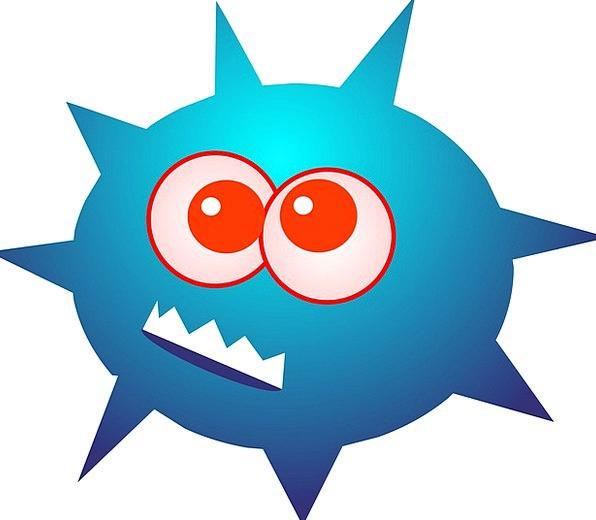 Bug Medical Origin Health Virus Worm Germ Weird Vi