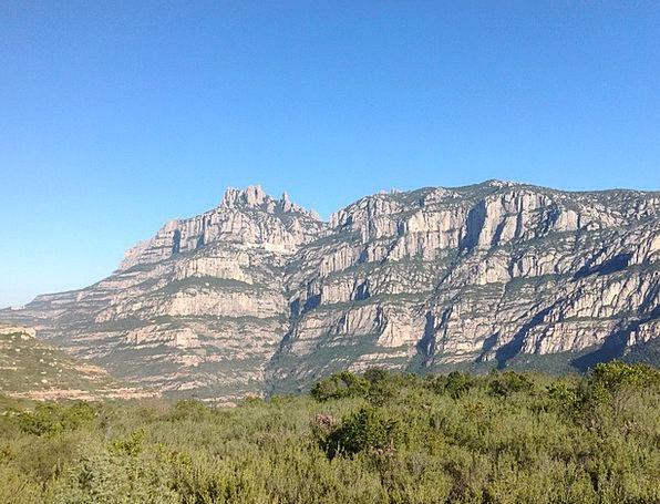 Mountain Crag Landscapes Nature Rock Pillar Natura