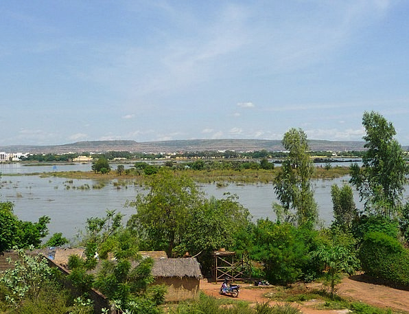 Niger River Stream Mali Africa